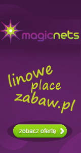 Magicnets: producent placów zabaw